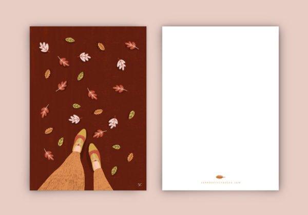 herfstblaadjes