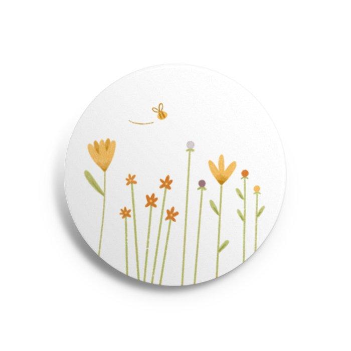 button lente
