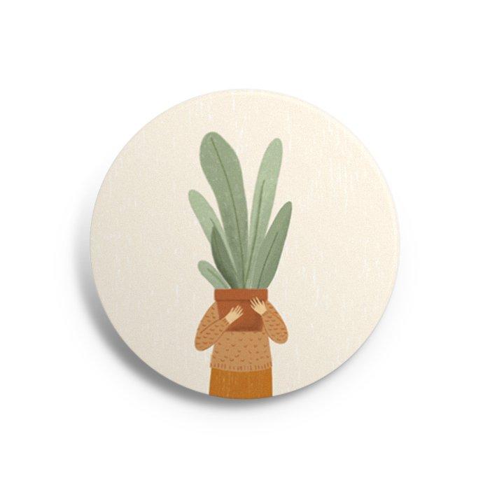 button plantlover
