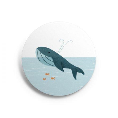 magneet walvis