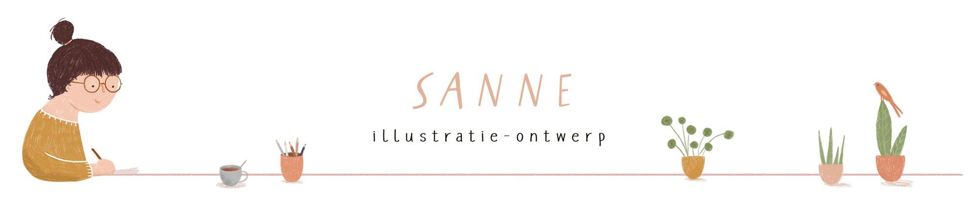 Sanne verstraelen Logo